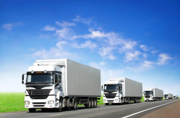 Krovinių gabenimas autotransportu