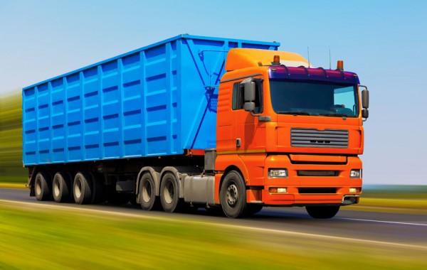 Oversized cargo transportation